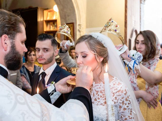 Il matrimonio di Gian Marco e Alina a Cagliari, Cagliari 82