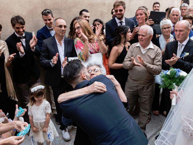 Il matrimonio di Gian Marco e Alina a Cagliari, Cagliari 92
