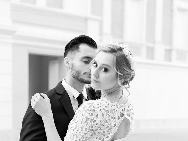 le nozze di Alina e Gian Marco