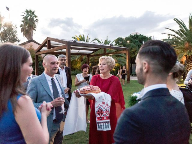 Il matrimonio di Gian Marco e Alina a Cagliari, Cagliari 115