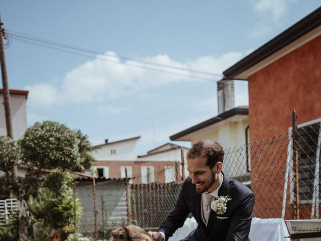 Il matrimonio di Alberto e Sara a Padova, Padova 13