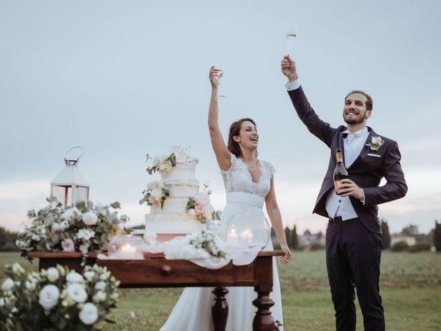 Il matrimonio di Alberto e Sara a Padova, Padova 56