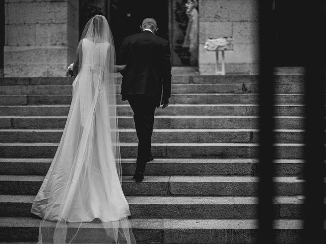 Il matrimonio di Carlo e Ottavia a Stezzano, Bergamo 14