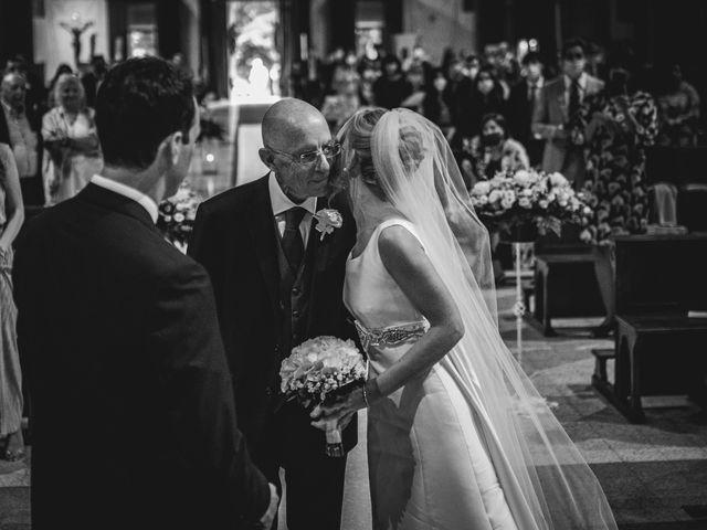 Il matrimonio di Carlo e Ottavia a Stezzano, Bergamo 16
