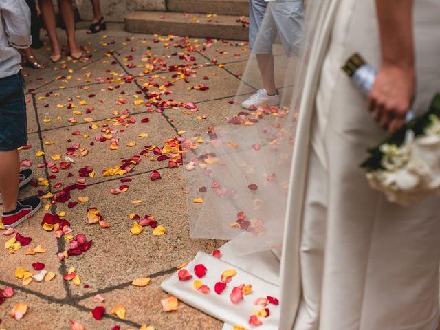 Il matrimonio di Carlo e Ottavia a Stezzano, Bergamo 18