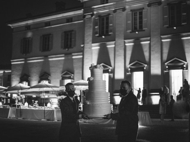 Il matrimonio di Carlo e Ottavia a Stezzano, Bergamo 26