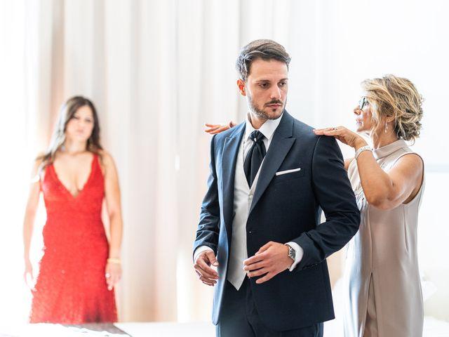 Il matrimonio di Damiano e Veronica a Gussago, Brescia 1