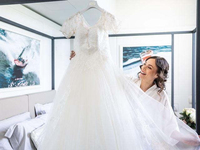 Il matrimonio di Damiano e Veronica a Gussago, Brescia 4