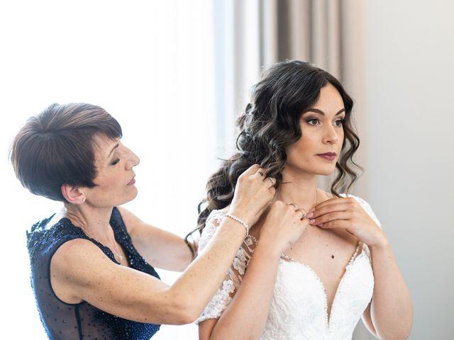 Il matrimonio di Damiano e Veronica a Gussago, Brescia 6