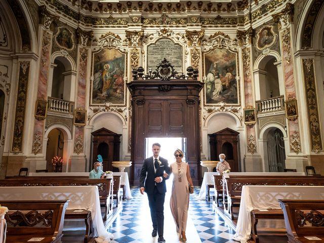 Il matrimonio di Damiano e Veronica a Gussago, Brescia 10