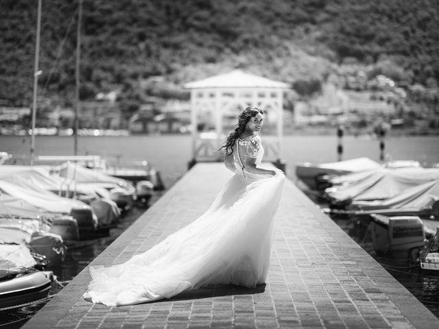 Il matrimonio di Damiano e Veronica a Gussago, Brescia 15