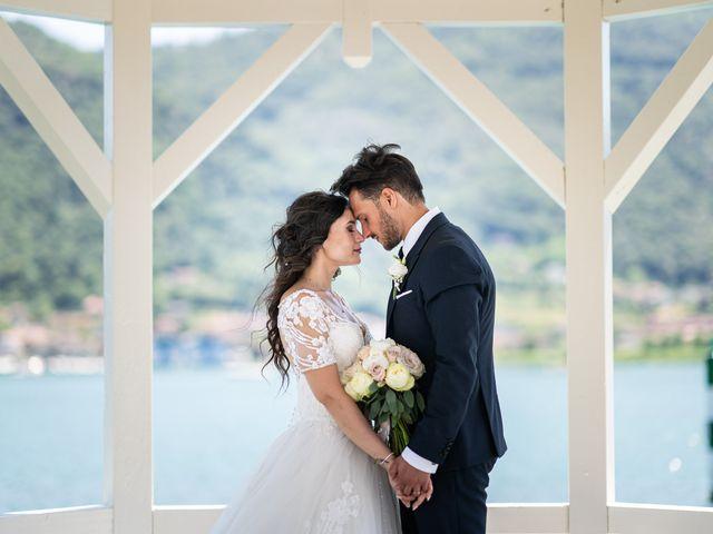Il matrimonio di Damiano e Veronica a Gussago, Brescia 18