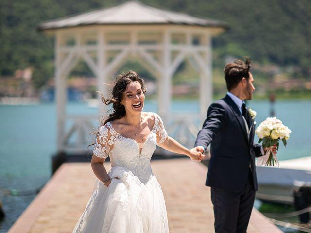 Il matrimonio di Damiano e Veronica a Gussago, Brescia 22