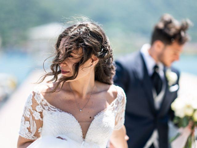 Il matrimonio di Damiano e Veronica a Gussago, Brescia 23