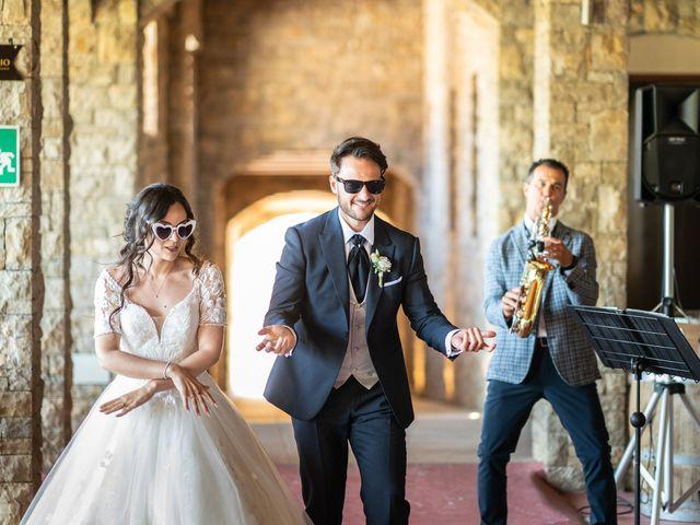 Il matrimonio di Damiano e Veronica a Gussago, Brescia 24