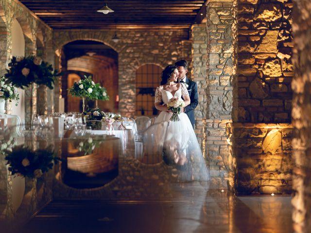Il matrimonio di Damiano e Veronica a Gussago, Brescia 27