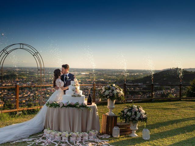 Il matrimonio di Damiano e Veronica a Gussago, Brescia 47
