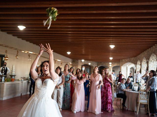 Il matrimonio di Damiano e Veronica a Gussago, Brescia 49