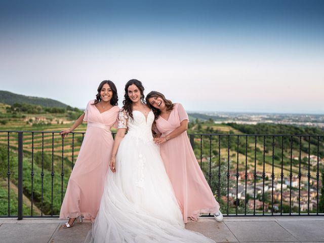 Il matrimonio di Damiano e Veronica a Gussago, Brescia 51