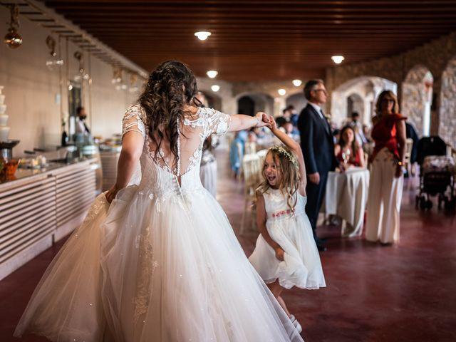 Il matrimonio di Damiano e Veronica a Gussago, Brescia 53