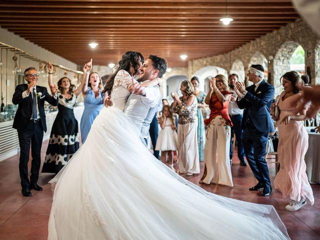 Il matrimonio di Damiano e Veronica a Gussago, Brescia 58