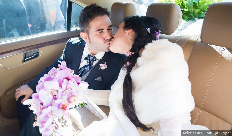 Il matrimonio di Roberto e Fabiana a Quartu Sant'Elena, Cagliari
