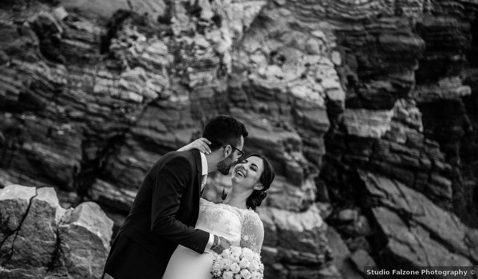 Il matrimonio di Luca e Rossella a Palermo, Palermo