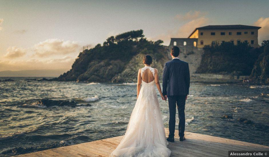 Il matrimonio di Mattia e Consuelo a Livorno, Livorno