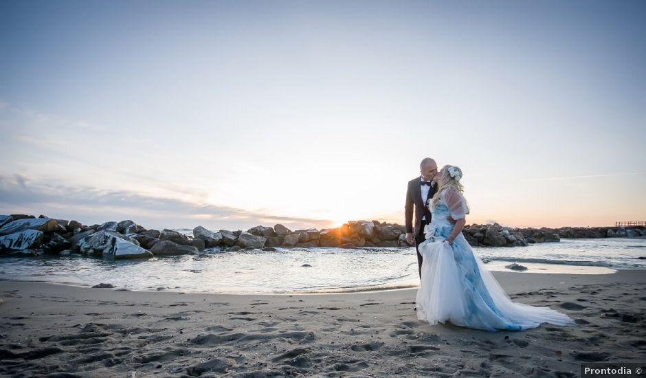 Il matrimonio di Sandro e Daniela a Pisa, Pisa