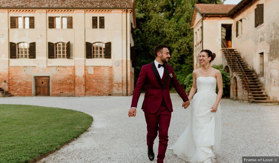 Il matrimonio di Tommaso e Anna a Mogliano Veneto, Treviso