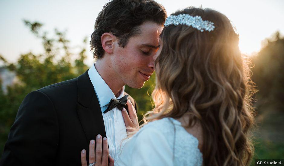 Il matrimonio di James e Anne a Celle Ligure, Savona