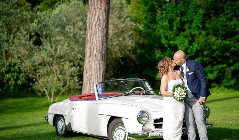 Il matrimonio di Valerio e Ilaria a Grosseto, Grosseto