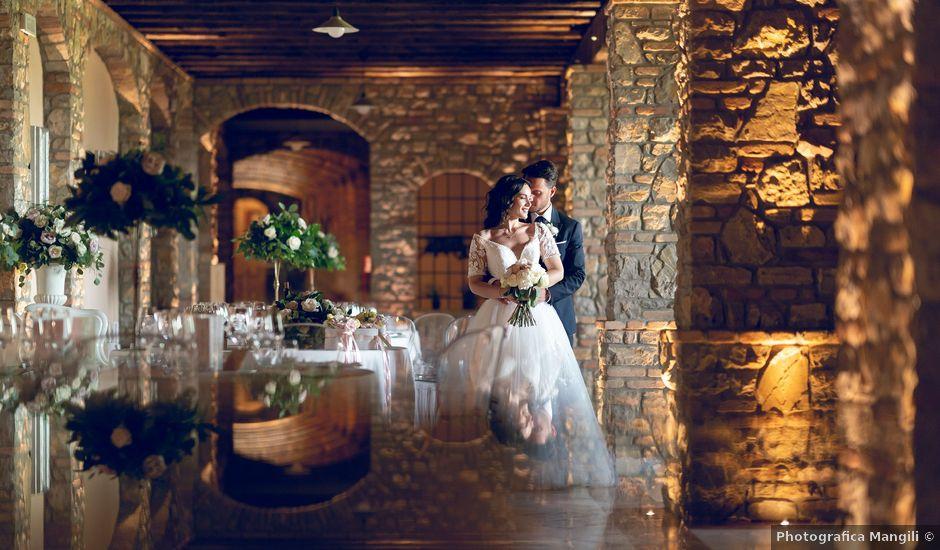 Il matrimonio di Damiano e Veronica a Gussago, Brescia