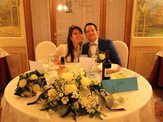 Le nozze di Paola e Gionatan