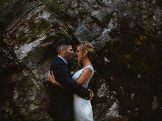 Le nozze di Enrica e Matteo