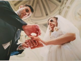 Le nozze di Erika e Valerio 1