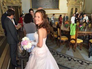 Le nozze di Giovanna  e Roberto 1