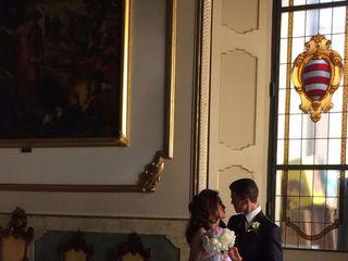 Le nozze di Giovanna  e Roberto 2