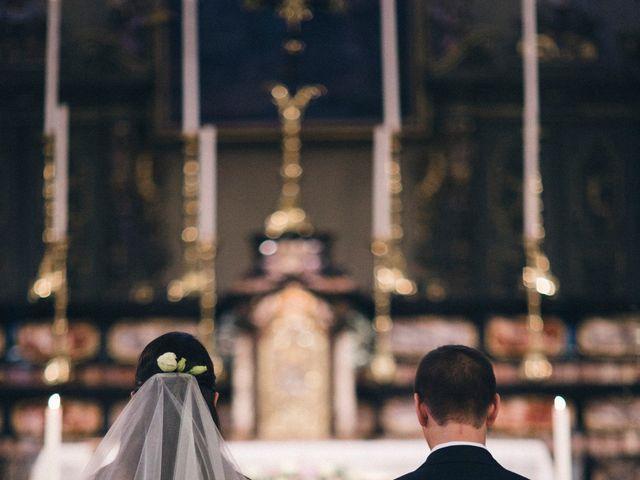 Il matrimonio di Andrea e Francesca a Lesa, Novara 5