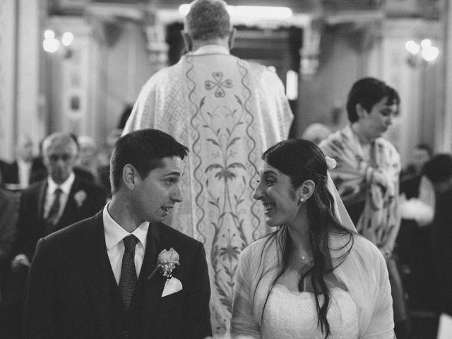 Il matrimonio di Andrea e Francesca a Lesa, Novara 1