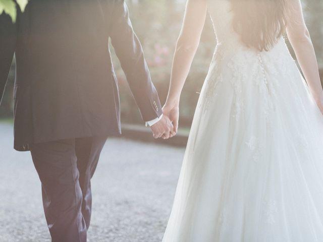 Il matrimonio di Andrea e Francesca a Lesa, Novara 2