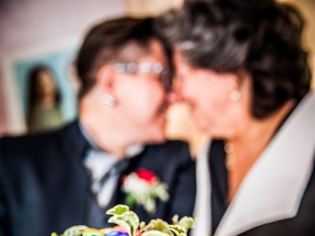 Il matrimonio di Laura e Monica a Seregno, Monza e Brianza 6