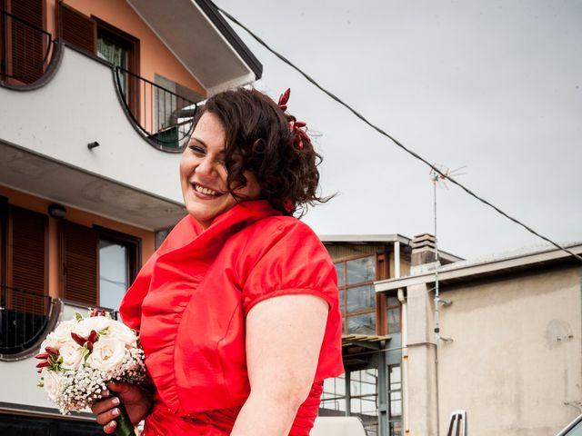 Il matrimonio di Laura e Monica a Seregno, Monza e Brianza 9