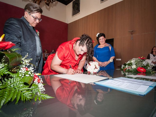 Il matrimonio di Laura e Monica a Seregno, Monza e Brianza 13