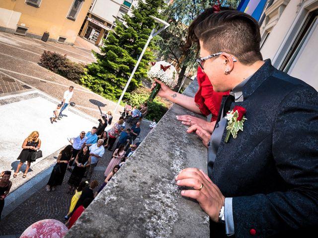Il matrimonio di Laura e Monica a Seregno, Monza e Brianza 14