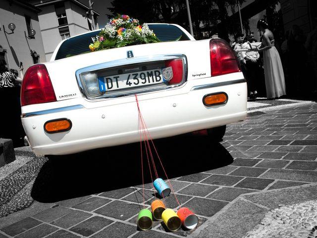 Il matrimonio di Laura e Monica a Seregno, Monza e Brianza 15