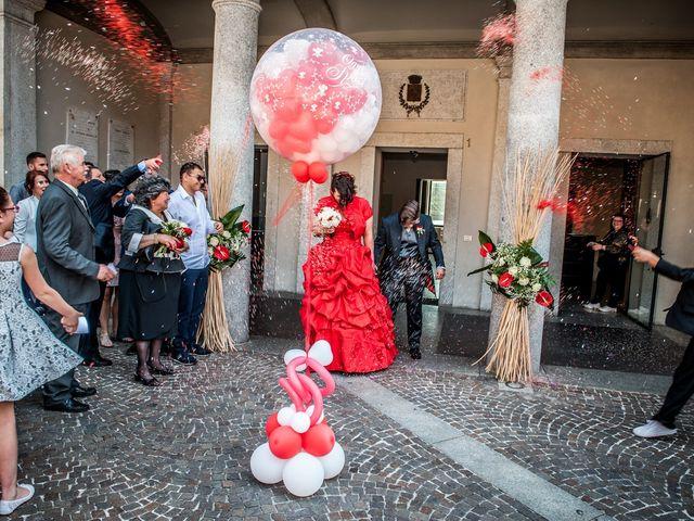 Il matrimonio di Laura e Monica a Seregno, Monza e Brianza 16