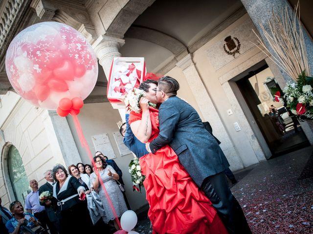 Il matrimonio di Laura e Monica a Seregno, Monza e Brianza 17