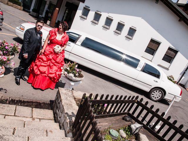 Il matrimonio di Laura e Monica a Seregno, Monza e Brianza 19