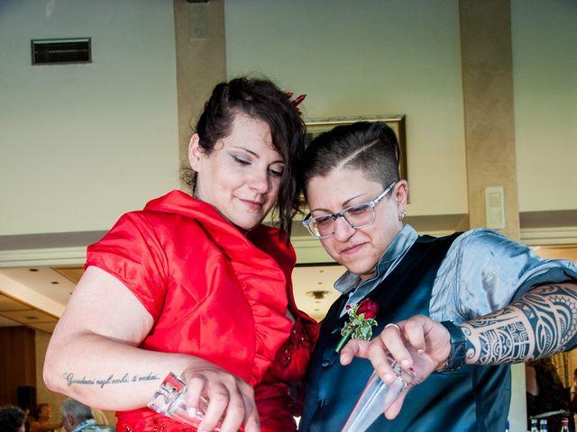 Il matrimonio di Laura e Monica a Seregno, Monza e Brianza 28
